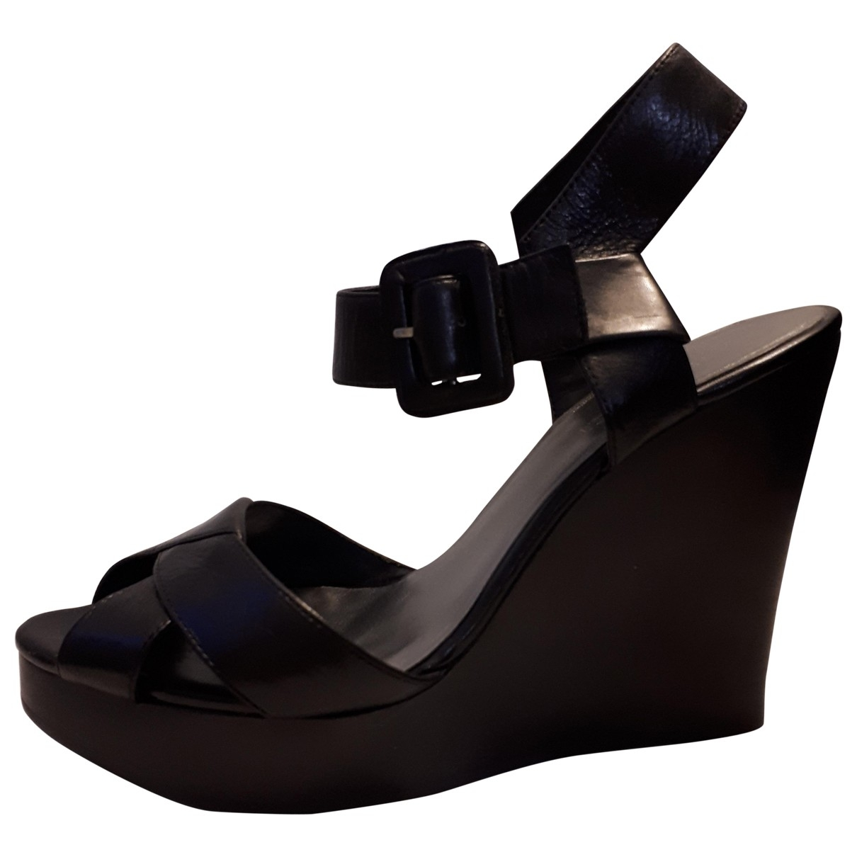Sandalias de Cuero Nine West