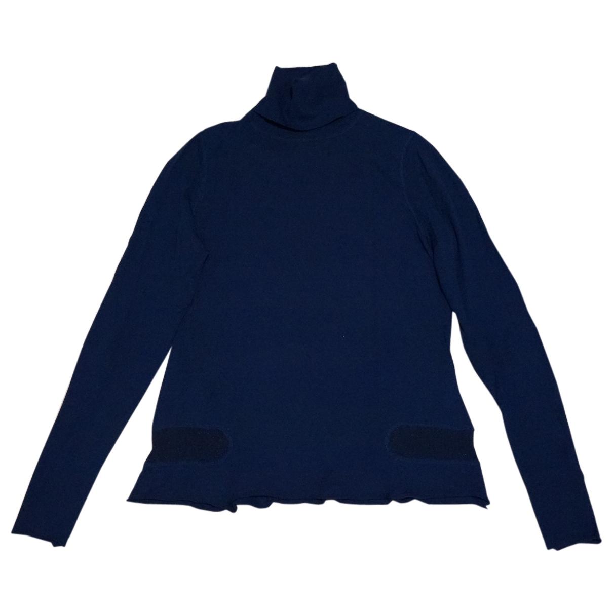 Zadig & Voltaire \N Blue Wool Knitwear for Women L International