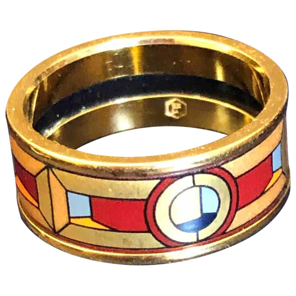 Frey Wille \N Ring in  Gold Keramik