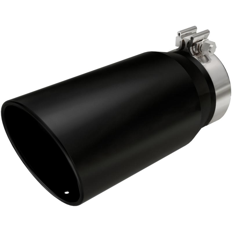 MagnaFlow 35239 Exhaust Products Single Exhaust Tip - 5in. Inlet/6in. Outlet