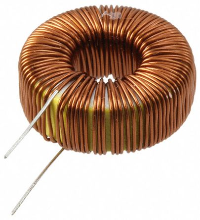 RS PRO 470 μH ±15% Power Inductor, 500mA Idc, 322mΩ Rdc (5)