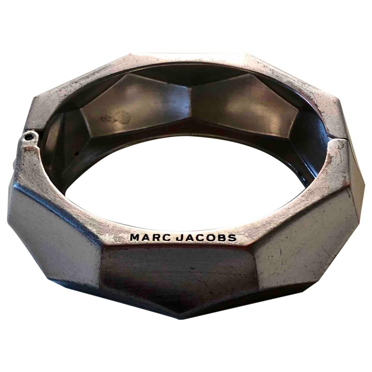 Marc Jacobs - Bracelet   pour femme en metal - argente