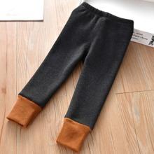 Leggings de niñitas Monocolor Casual
