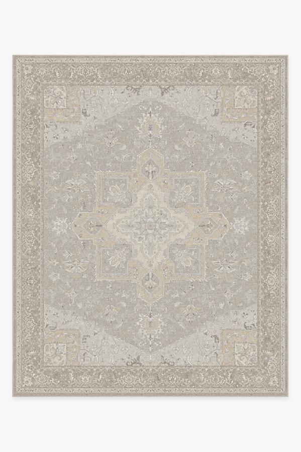 Washable Rug Cover | Maral Heriz Creme Rug | Stain-Resistant | Ruggable | 8x10