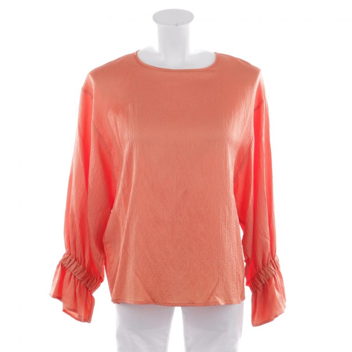 Essentiel Antwerp - Top   pour femme - orange