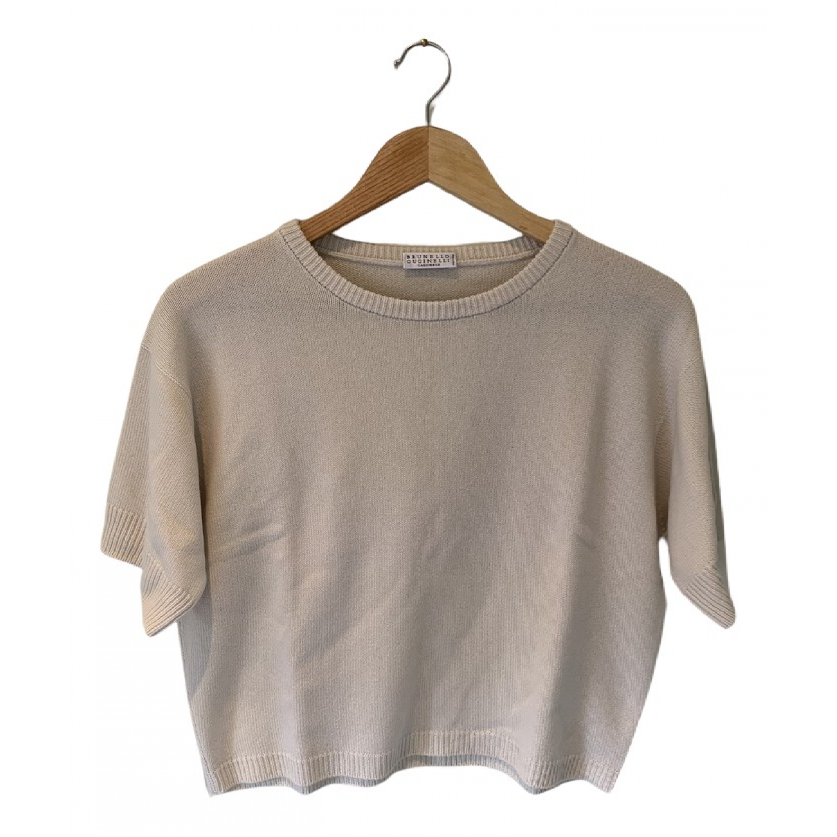 Brunello Cucinelli N Beige Cashmere Knitwear for Women S International