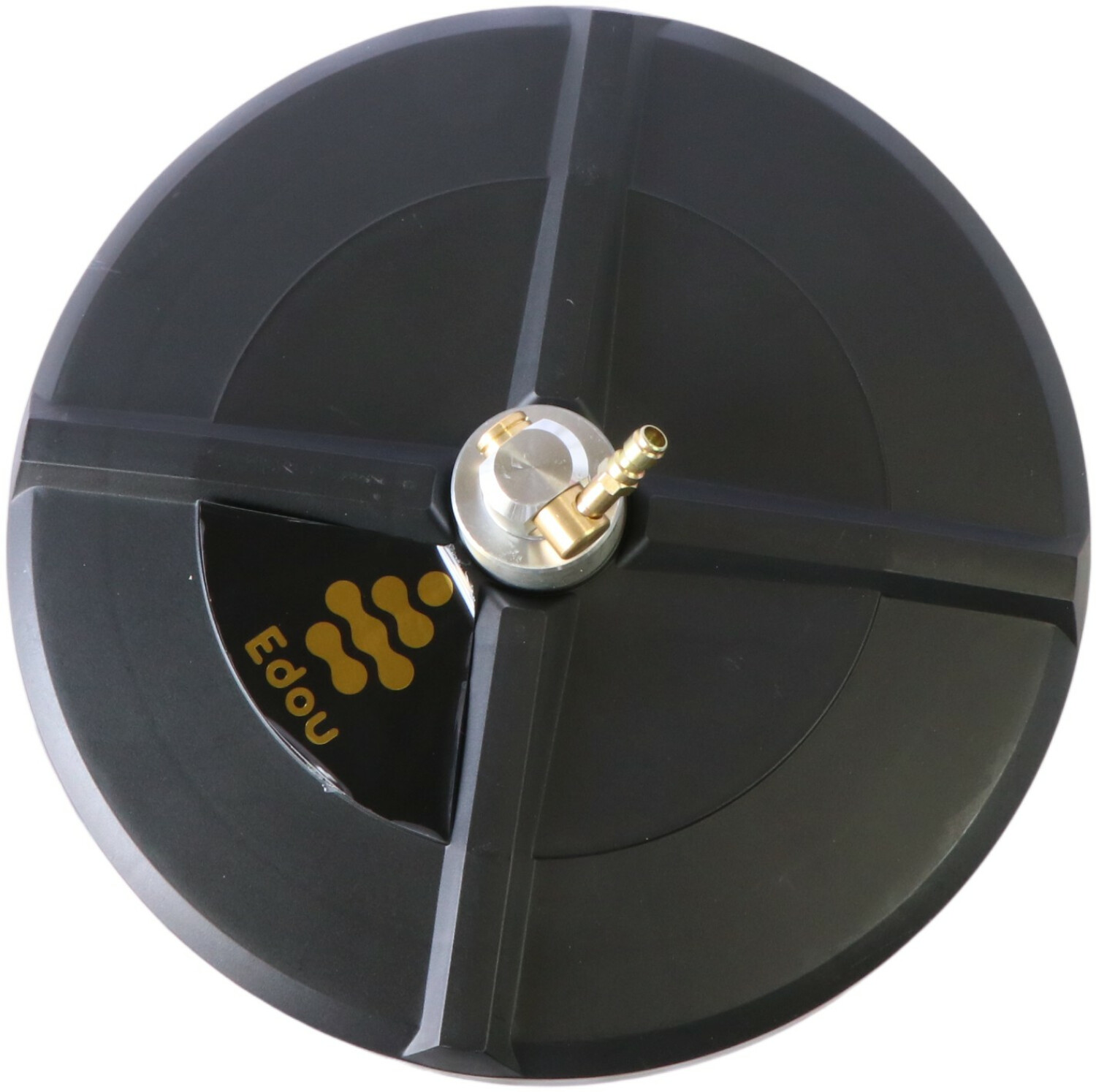 Edou 15 Inch Pressure Washer Surface Cleaner Accessory ED3981