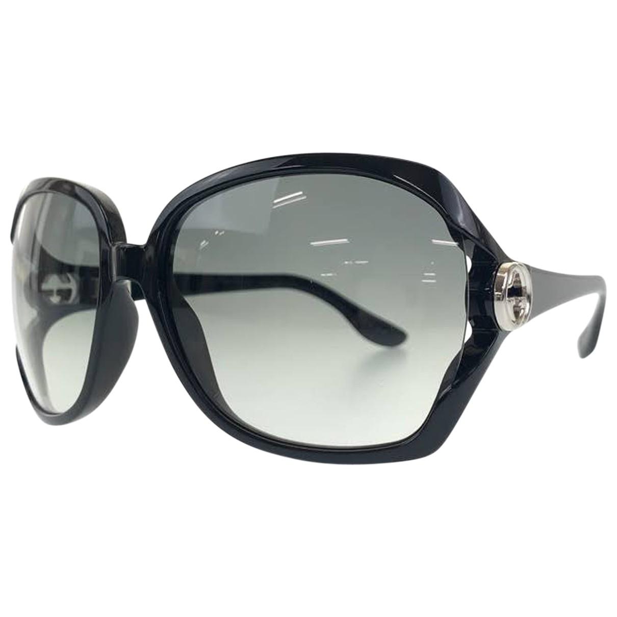 Gucci \N Sonnenbrillen in Kunststoff
