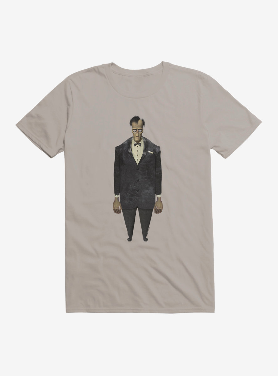 The Addams Family Lurch T-Shirt