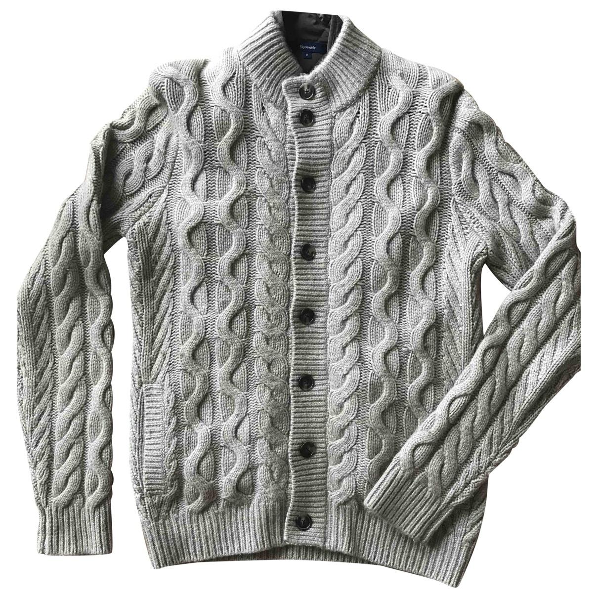 Faconnable \N Beige Cashmere jacket  for Men S International