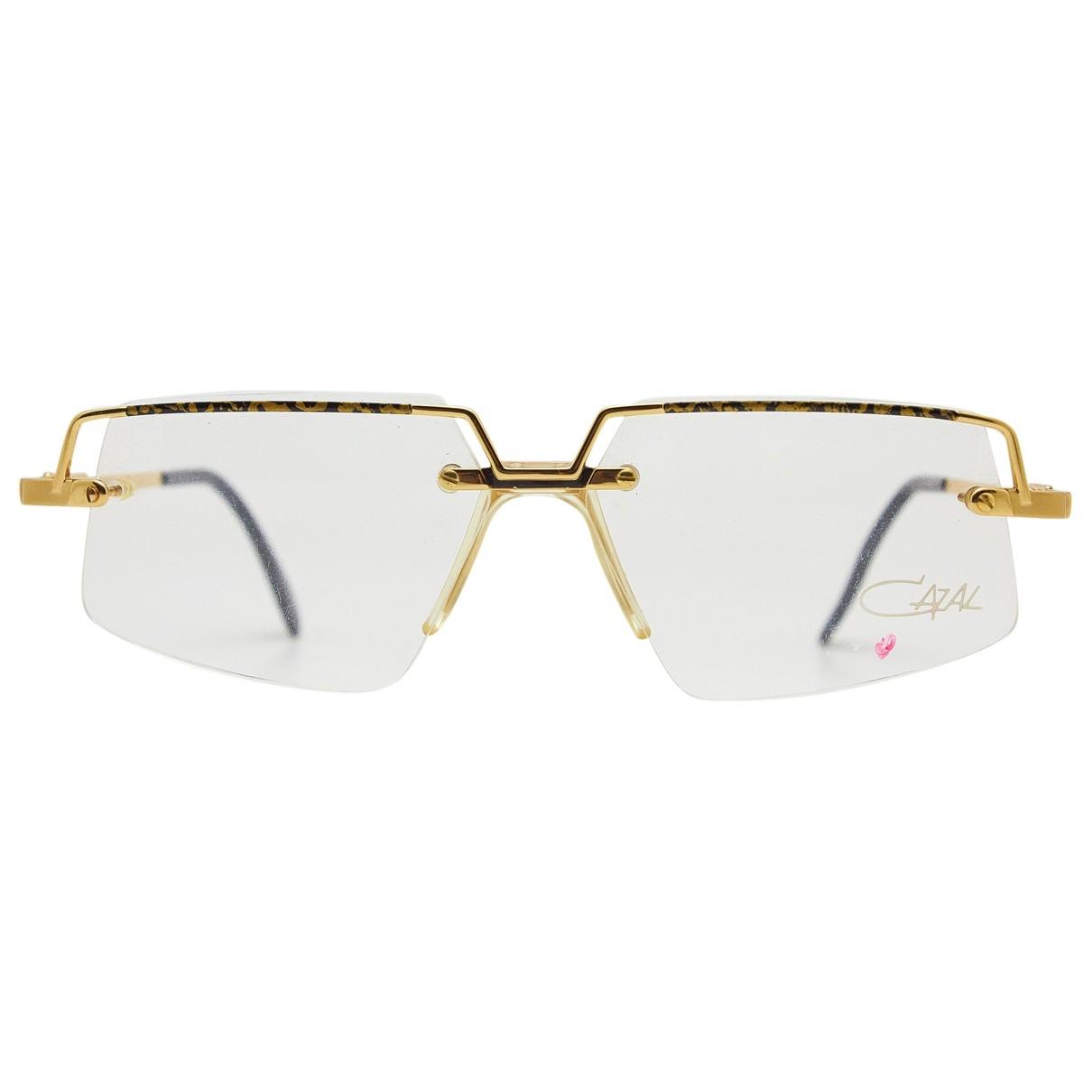 Cazal \N Multicolour Metal Sunglasses for Women \N
