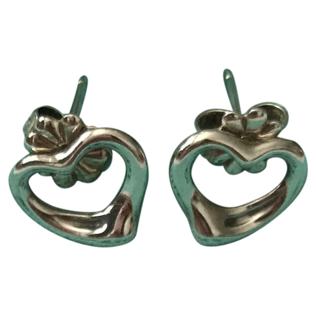Tiffany & Co Elsa Peretti  Silver Silver Earrings for Women \N