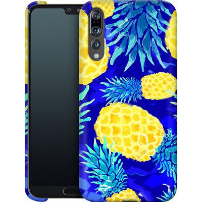 Huawei P20 Pro Smartphone Huelle - Pineapple Crush von Mukta Lata Barua