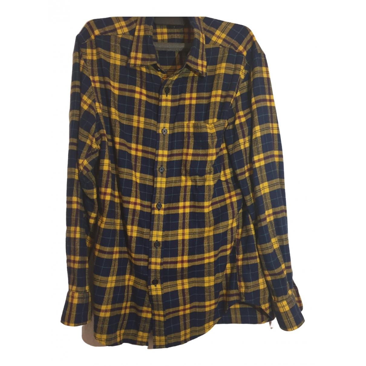 Uniqlo - Chemises   pour homme en coton