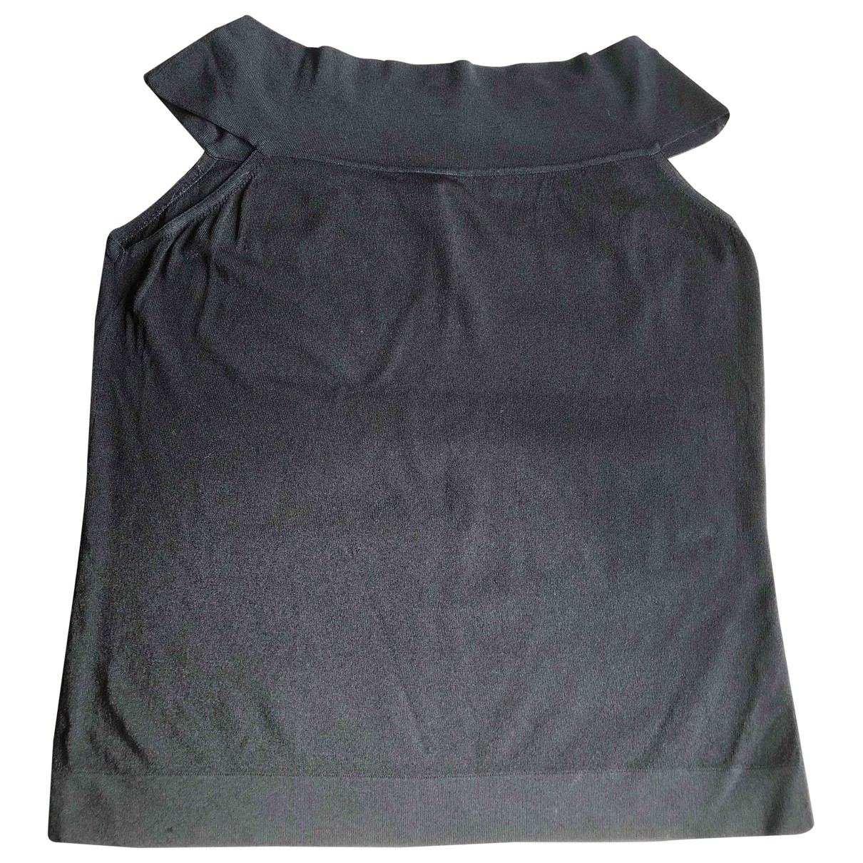 Brunello Cucinelli \N Black Silk Knitwear for Women M International