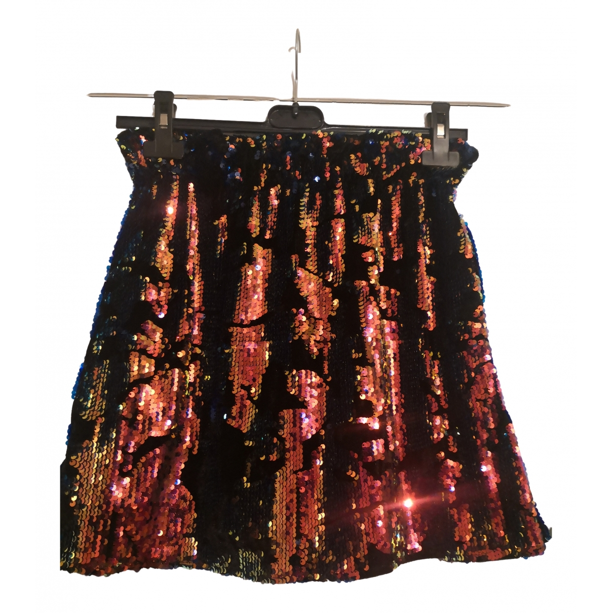 Zara \N Multicolour Glitter skirt for Women S International