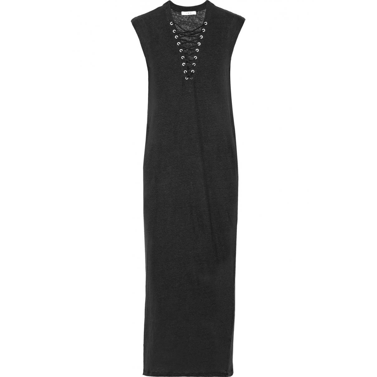 Maxi vestido de Lino Iro