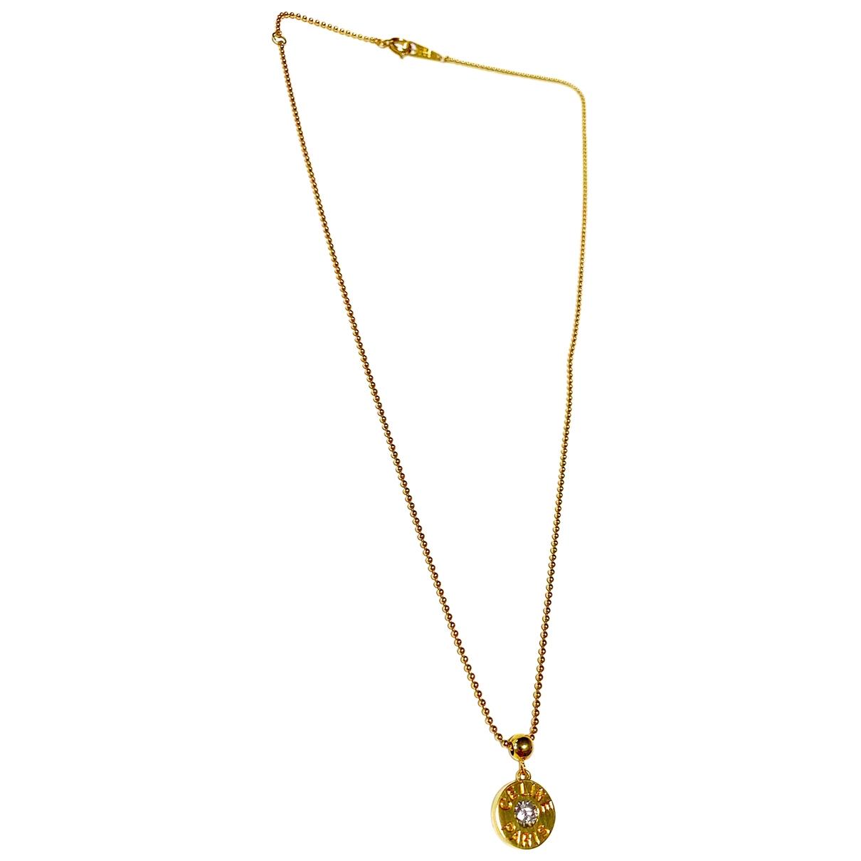 Collar de Oro amarillo Celine