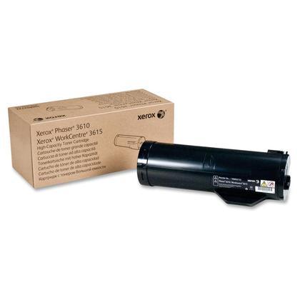Xerox 106R02722 16R2722 Original Black Toner Cartridge High Yield