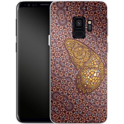 Samsung Galaxy S9 Silikon Handyhuelle - Metamorphosis von Daniel Martin Diaz