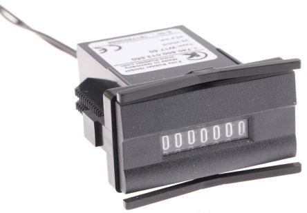Kubler W17.50, 7 Digit, Counter, 10Hz, 24 V dc