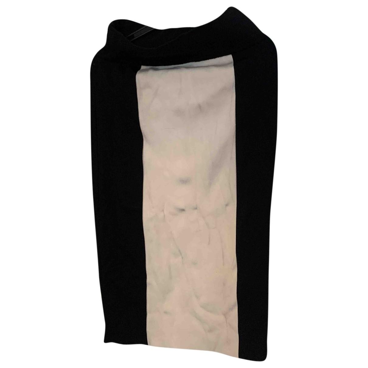 Balmain For H&m - Jupe   pour femme en coton - elasthane - multicolore