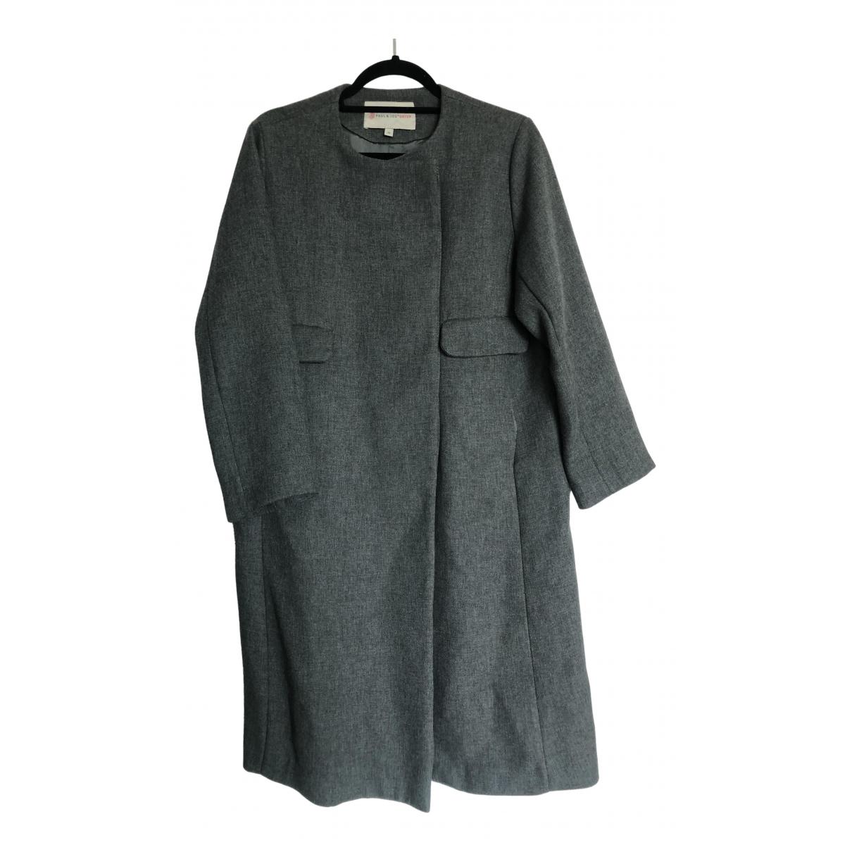 Paul & Joe Sister - Manteau   pour femme - gris
