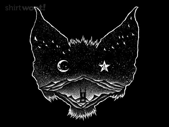 Bat Night T Shirt