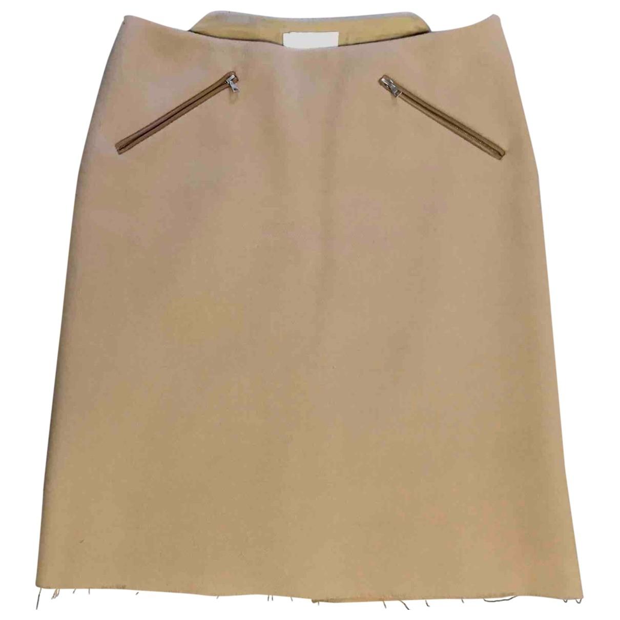 Falda midi de Lana Prada