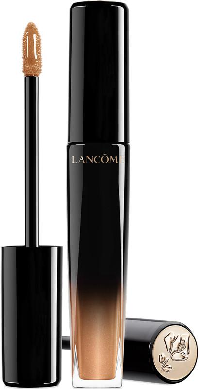 L'Absolu Lacquer Longwear Lip Gloss - 500 Gold For It (gold pearl)