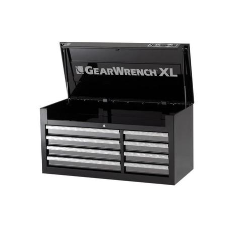 GearWrench Tool Storage 42 In. 8 Drawer Chest, XL Series