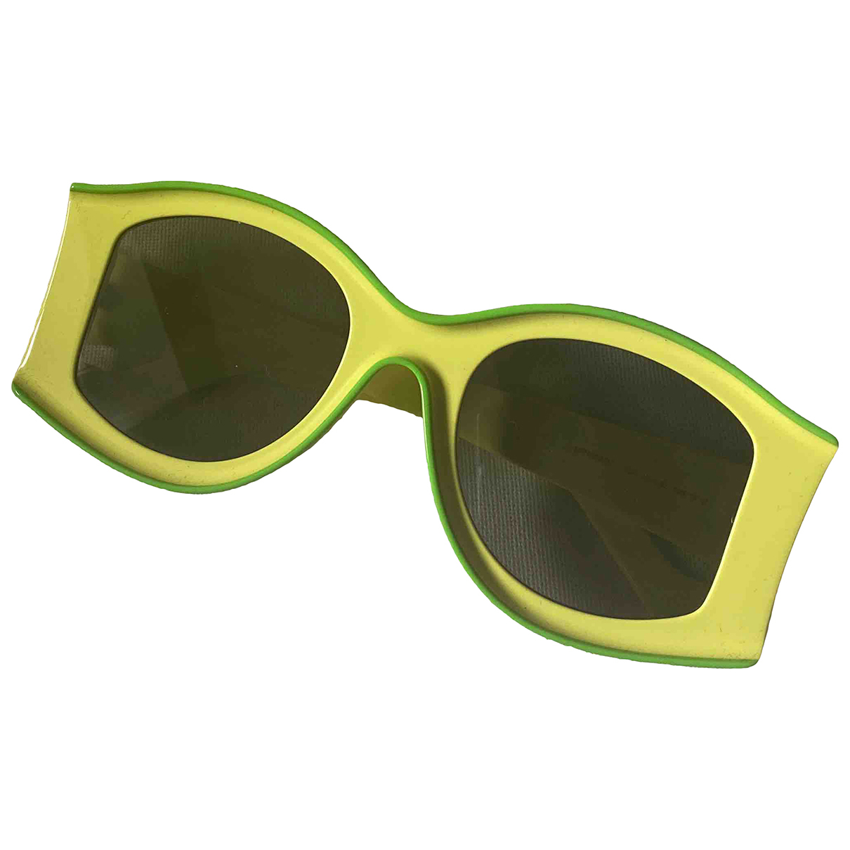 Loewe N Yellow Sunglasses for Women N