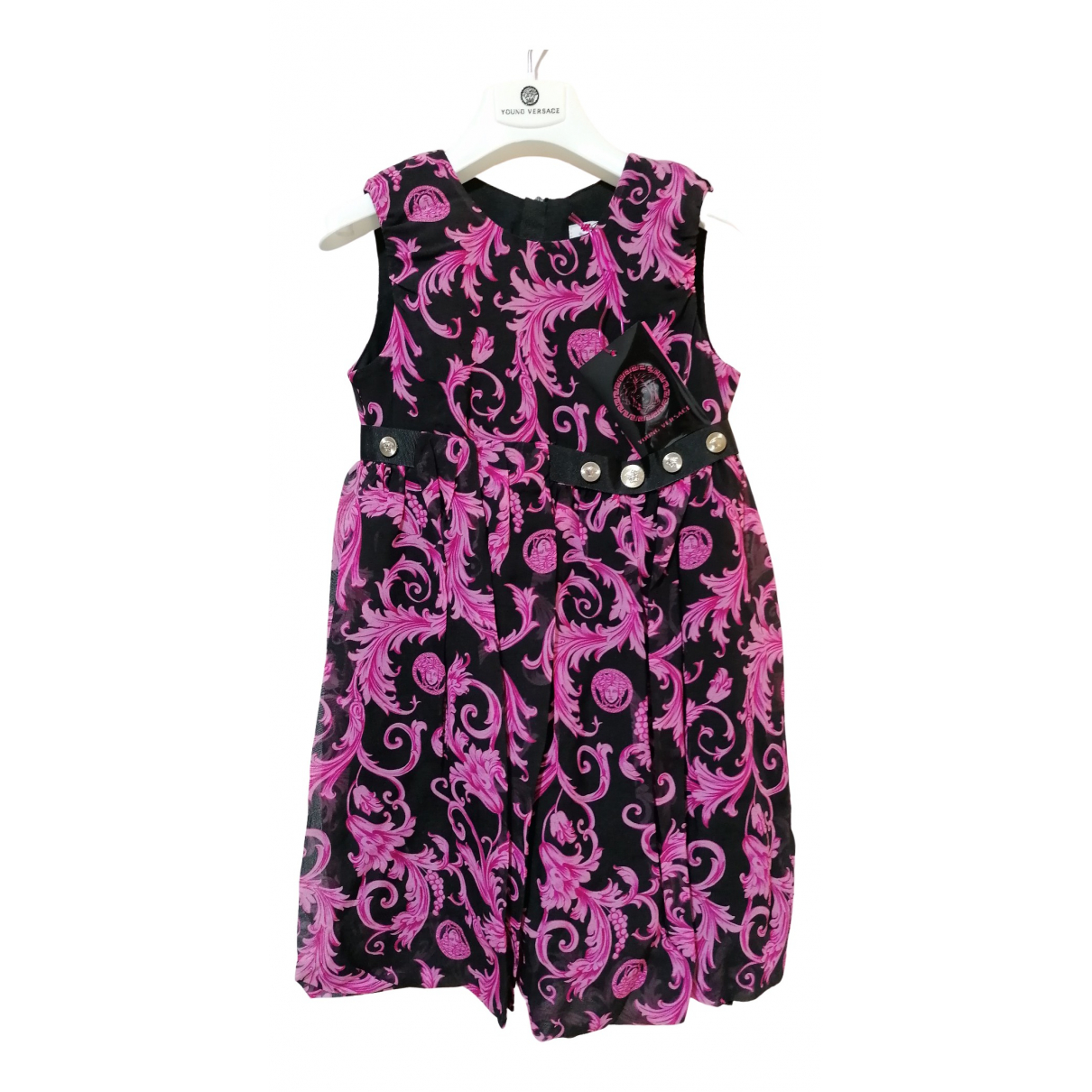 Versace \N Kleid in Seide
