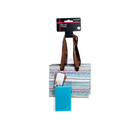 Cadeau Sac Cadeau Sac Petite Taille Dash Matte 2Pcs