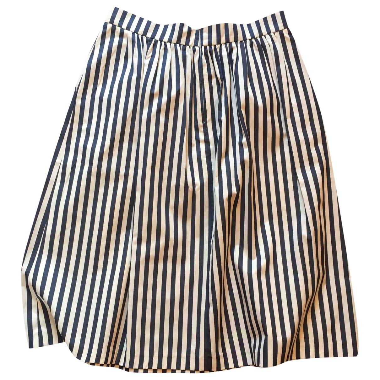 Zara \N Blue skirt for Women L International