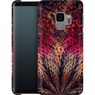 Samsung Galaxy S9 Smartphone Huelle - Grid Explosion von Danny Ivan