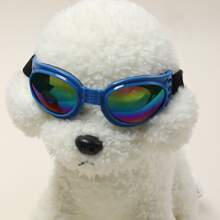 1pair Windproof Dog Glasses