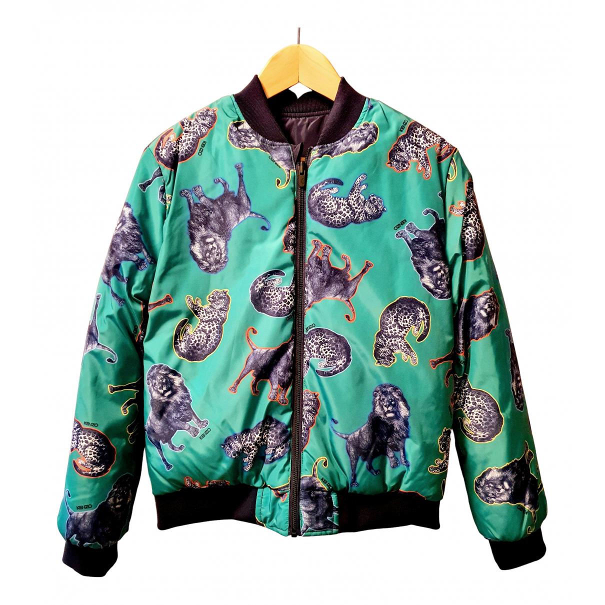 Kenzo - Blousons.Manteaux   pour enfant - multicolore