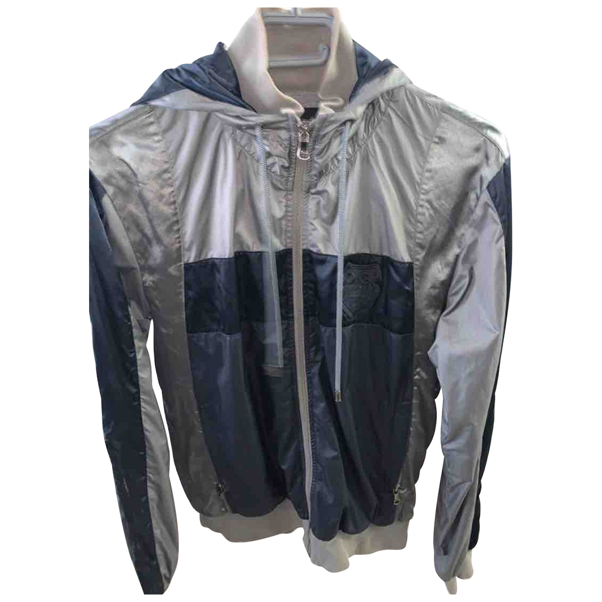 D&g \N Silver Knitwear & Sweatshirts for Men 46 IT