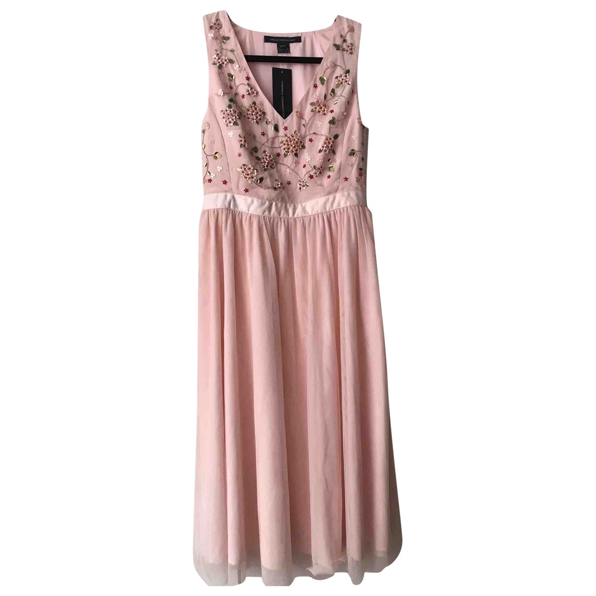 French Connection \N Pink dress for Women 10 UK