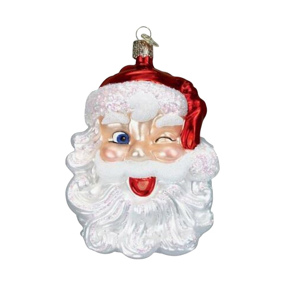 Personalized Santa Claus Of Ornament 2020 Christmas Decorations - 3.93x5.9x1.96 inch (Wood - Multi)