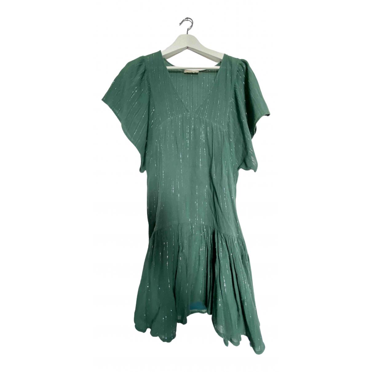 Ba&sh N Green dress for Women 40 FR