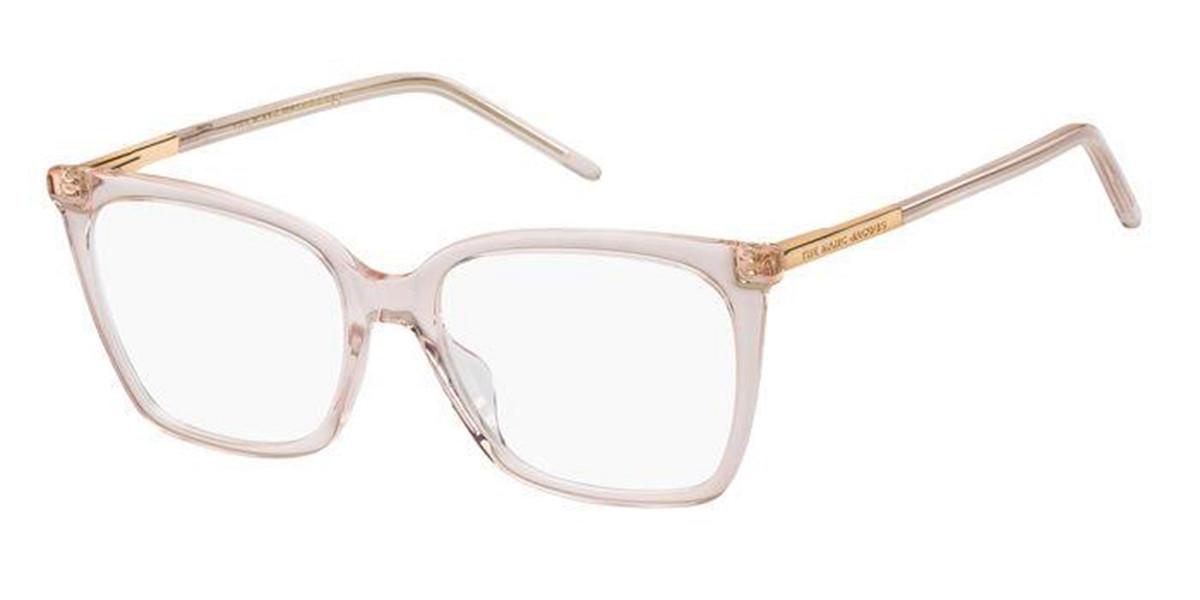 Marc Jacobs MARC 510 733 Women's Glasses Pink Size 51 - Free Lenses - HSA/FSA Insurance - Blue Light Block Available