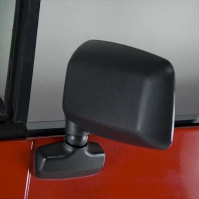 Omix-Ada Replacement Mirror (Black) - 11002.17