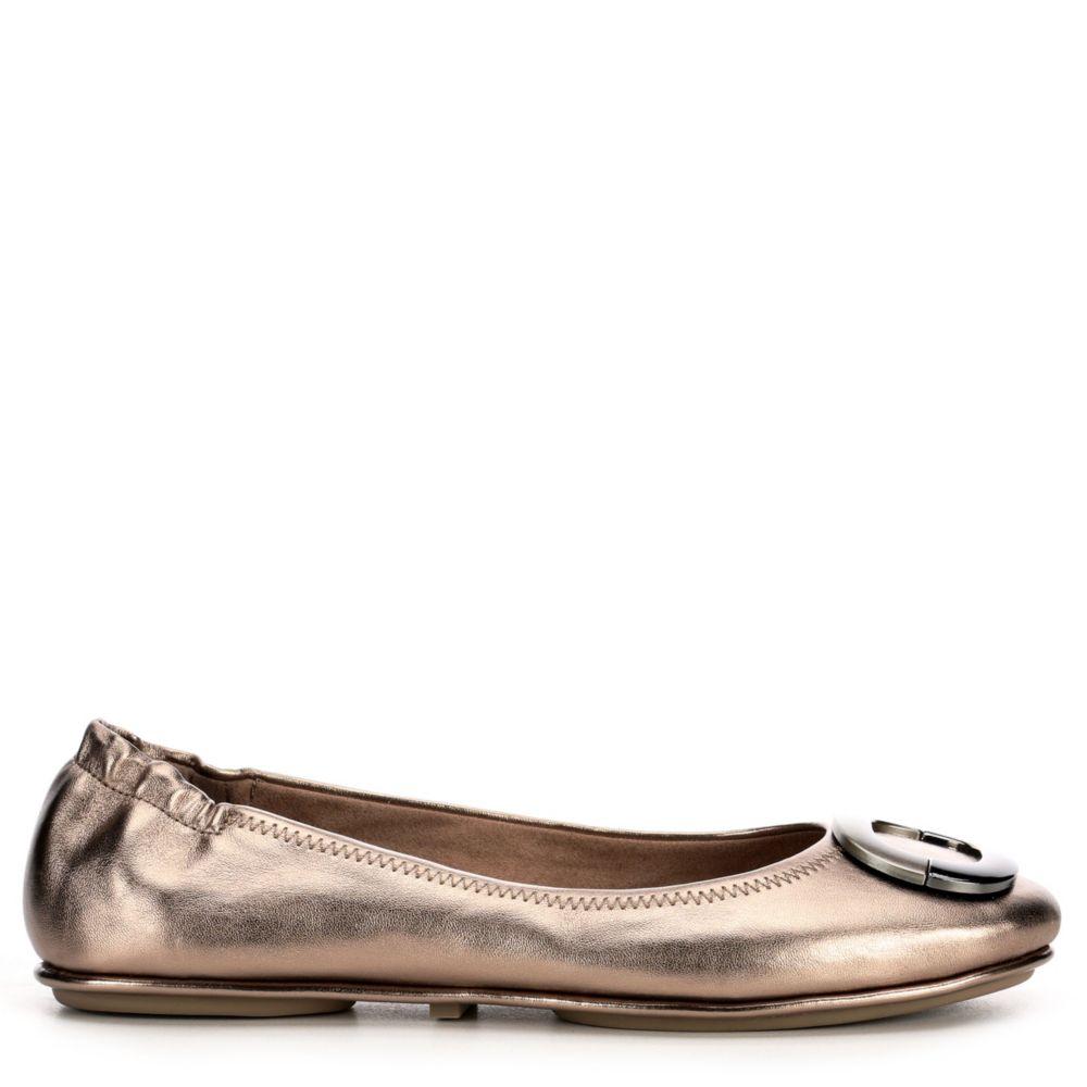 Bandolino Womens Fanciful Flat Flats Shoes