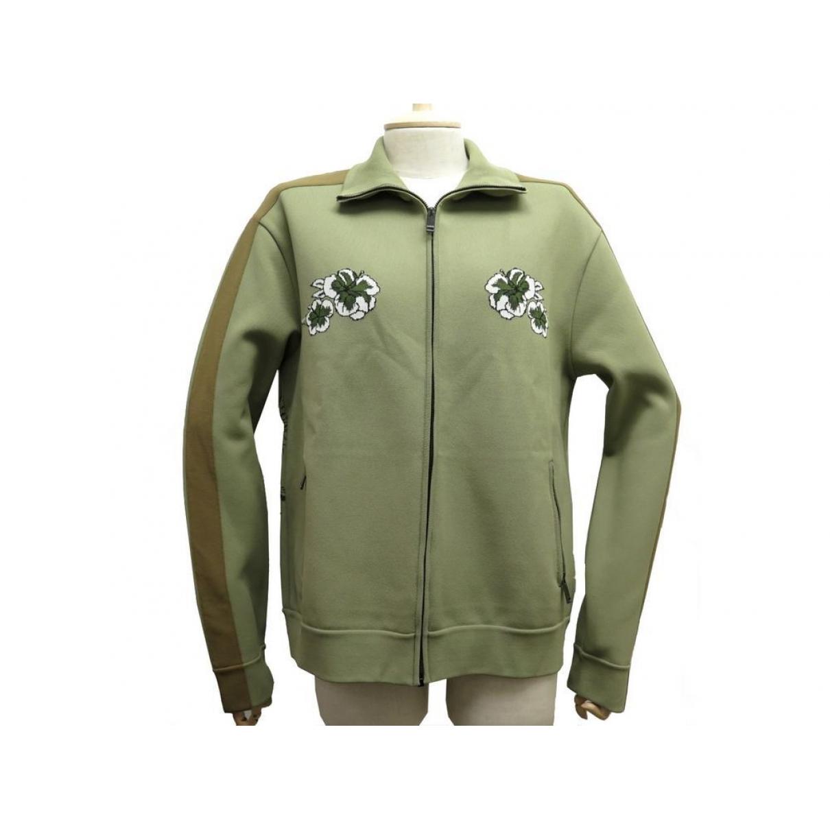 Valentino Garavani \N Khaki jacket for Women 48 FR