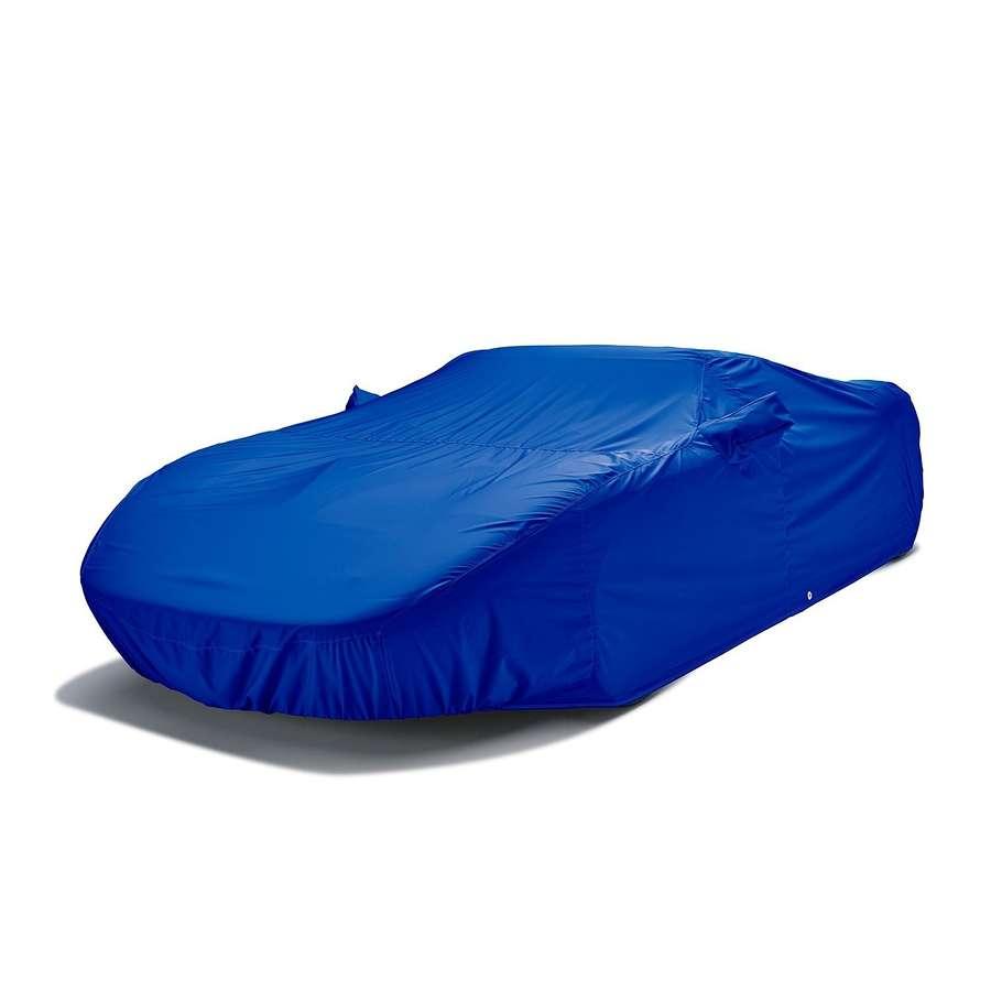 Covercraft C16PA WeatherShield HP Custom Car Cover Bright Blue Jaguar