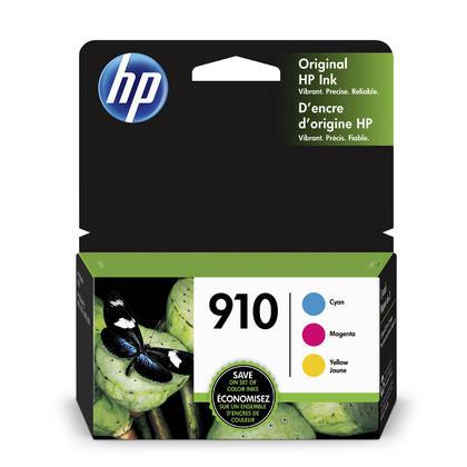 HP 910 3YN97AN cartouche d'encre originale combo c/m/y