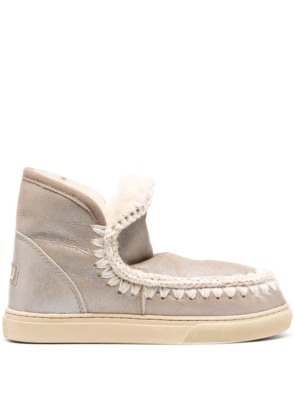 Eskimo Sneaker Ankle Boots