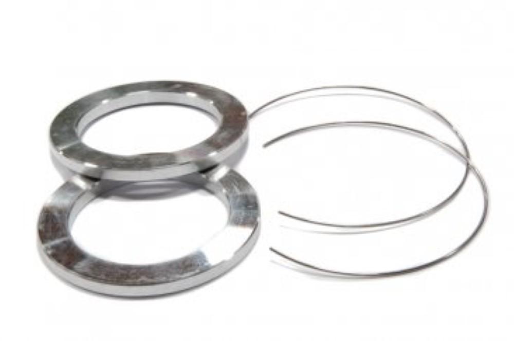 SSR Aluminum Hub Rings 79.5-57.1 Audi|VW - Pair
